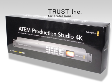 ATEM Production Studio 4K